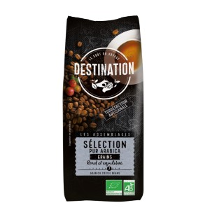 Sélection n°1 100% Arabica - Grain - 1kg