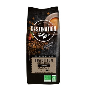 Tradition Arabica / Robusta - Grain - 1kg