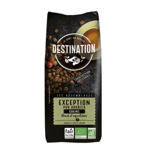 Exception n°16 100% Arabica - Grain - 1kg
