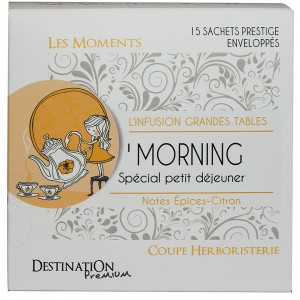 L'infusion Spéciale Matin : Morning - 15x2g
